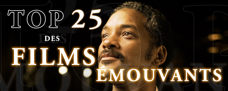 Top 25 films émouvants