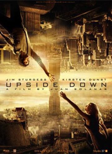 - [Ciné] Vous allez aimer 2012 - Upside Down affiche grande upside down