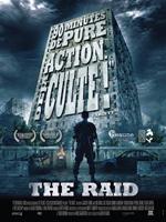 Affiche petite the raid