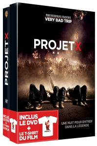 DVD projet x