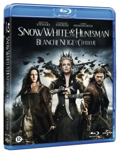 BR blanche neige et le chasseur