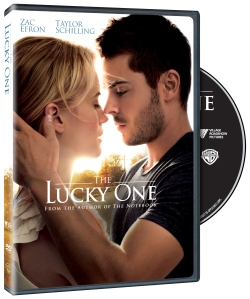 DVD the lucky one