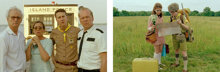 Photo moonrise kingdom