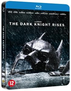 BR steelbook the dark knight rises