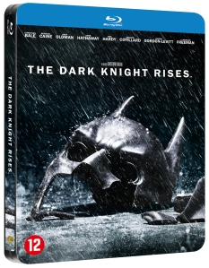 BR steelbook the dark knight rises