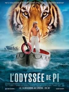 life of pi, affiche