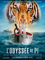 Affiche fr petite life of pi