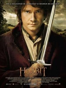 Affiche fr the hobbit 1
