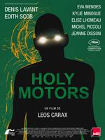 Affiche petite holy motors