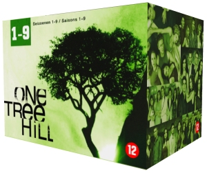 Coffret dvd one tree hill 9 saisons