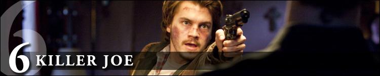 Top cinéma 2012 killer joe