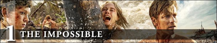 Top cinéma 2012 the impossible