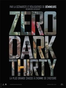 Affiche fr zero dark thirty