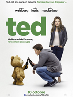 Affiche petite ted