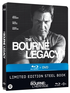 BR steelbook the bourne legacy