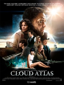 Affiche fr cloud atlas