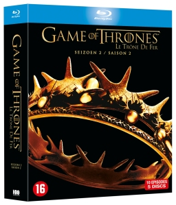 BR game of thrones saison 2