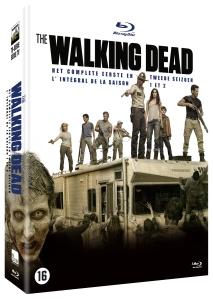BR the walking dead saison 1 & 2
