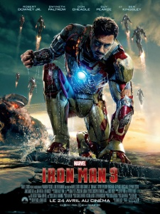 Affiche fr iron man 3