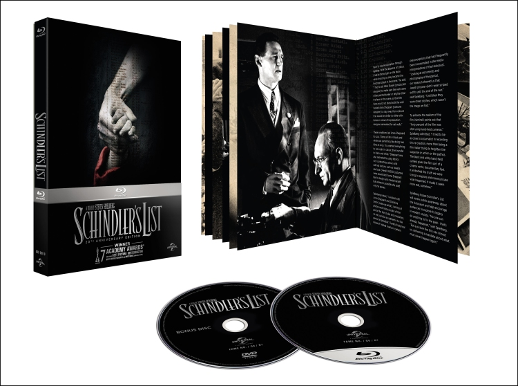 Photo digibook la liste de schindler