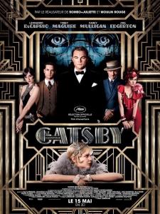 Affiche fr gatsby le magnifique