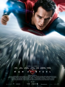 Affiche fr man of steel