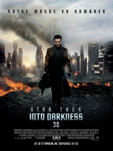Affiche fr star trek into darkness