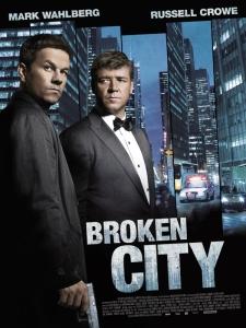 Affiche broken city