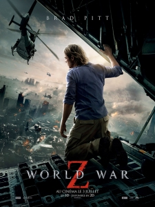 Affiche fr world war z