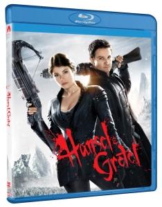BR hansel & gretel - chasseurs de sorcières