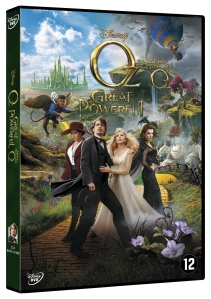 DVD le monde fantastique d'oz