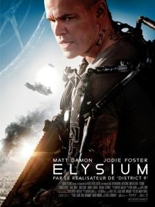Affiche fr elysium