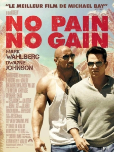 Affiche fr pain and gain