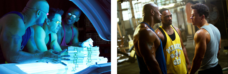Photo pain and gain