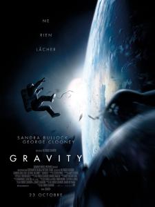 Affiche fr gravity