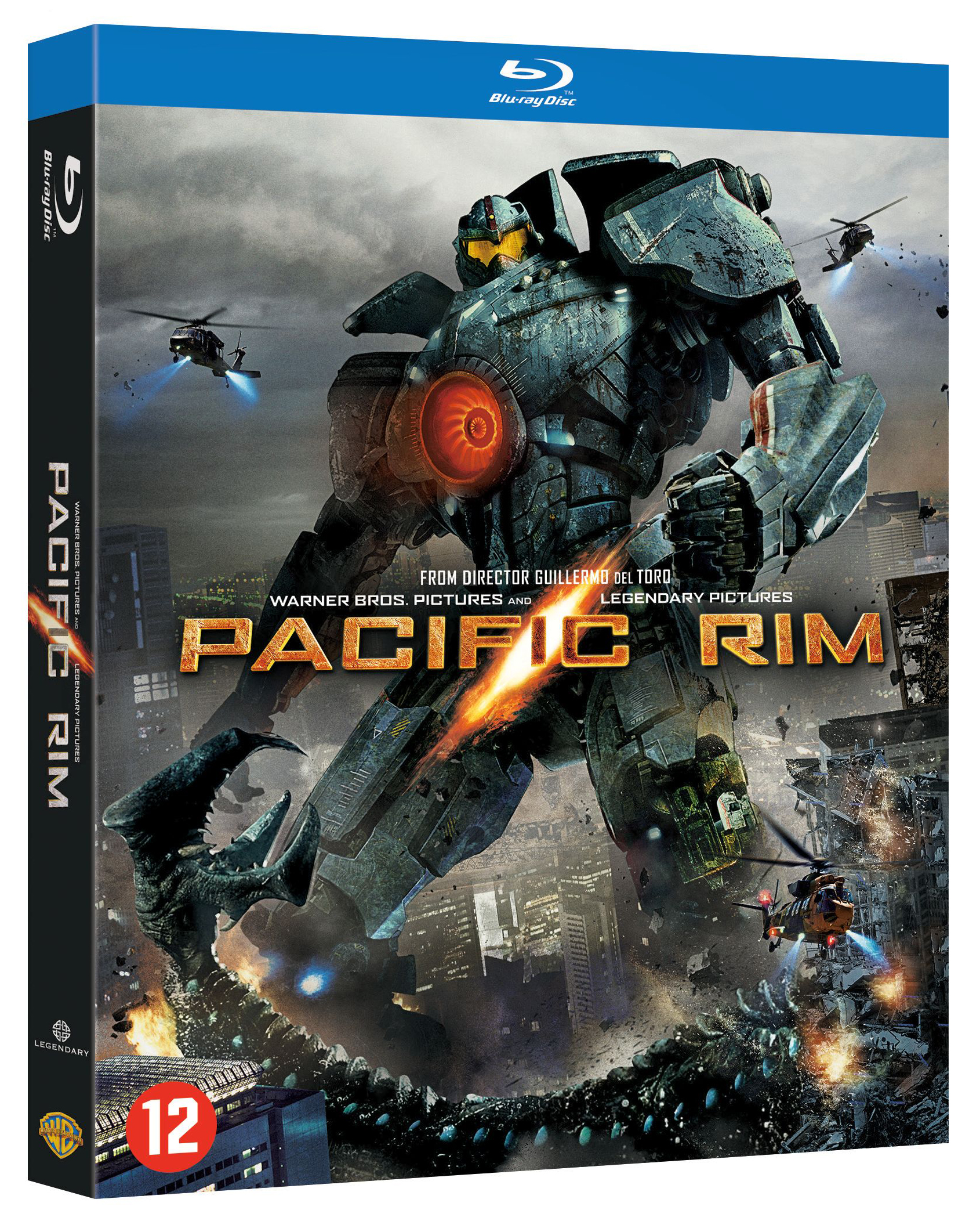 [Test Blu-ray] Pacific Rim | Cinérama Pacific Rim 2013 Bluray