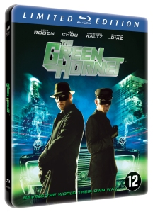 BR steelbook the green hornet
