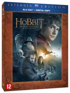 BR the hobbit 1 version longue