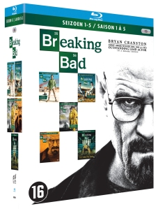 Coffret br breaking bad 5 saisons