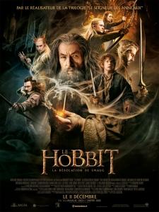 Affiche fr the hobbit 2