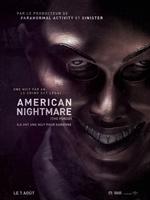 Affiche petite american nightmare