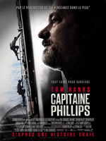 Affiche petite capitaine phillips