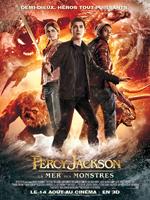 Affiche petite percy jackson - la mer des monstres