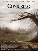 Affiche petite the conjuring