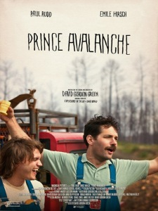 Affiche prince avalanche