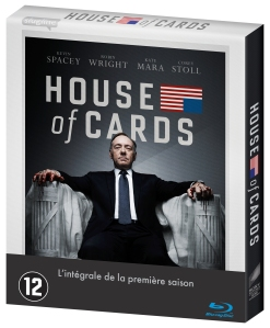 BR house of cards saison 1
