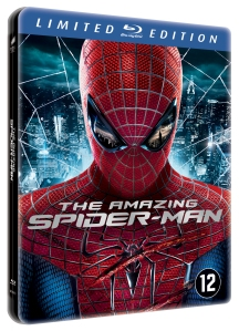 BR steelbook the amazing spider-man