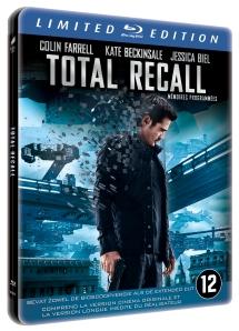 BR steelbook total recall