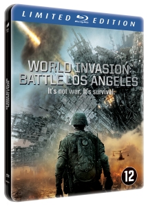 BR steelbook world invasion - battle los angeles
