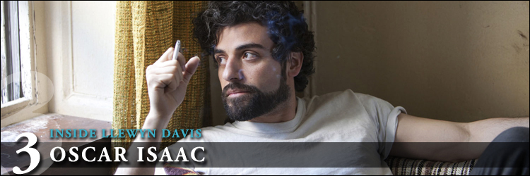Top acteurs 2013 inside llewyn davis